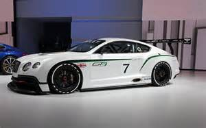 Bentley Continental Gt Race Bentley Plans On Launching The All New Continental Gt 3