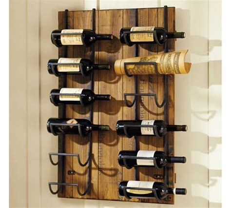 Wall Wine Rack by 1000 Ideas About Wall Mounted Wine Racks On