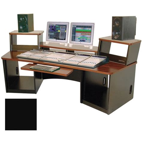 home recording studio furniture mix desks audio racks
