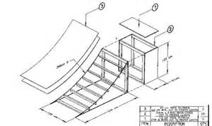 Building A Halfpipe In Your Backyard Halfpipe Building Plans