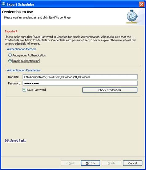 Schedule Active Directory Export To Csv Active Directory Import Csv Template