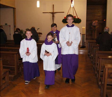 kredenz kirche ministranten katholische pfarrei neustadt sa stolpen