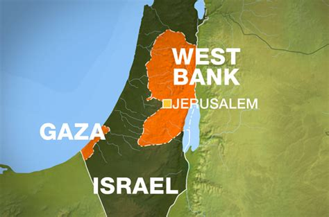 middle east map west bank israel arrests hamas lawmakers in west bank news al