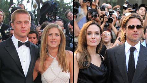 Brad Leave Angie Alone by Moneyball S Brad Pitt On Aniston Divorce