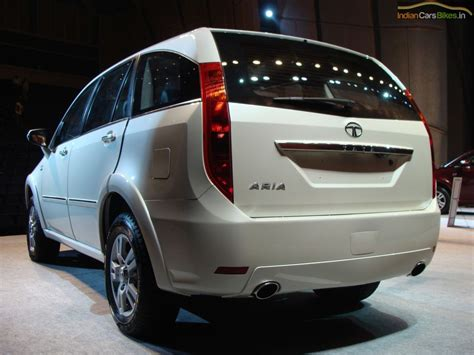 indian car tata aria indian luxury car wallpapers images pictures
