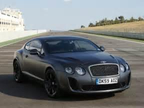 Bentley Continental Sport Bentley Continental Supersports Convertible Isr Speed