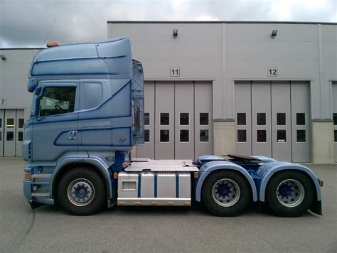 used scania r620 tractor units year 2010 price 60 872
