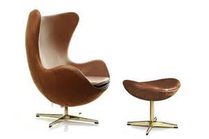 Inexpensive Chair And Ottoman Arne Jacobsen Egg Chair And Ottoman Special Edition