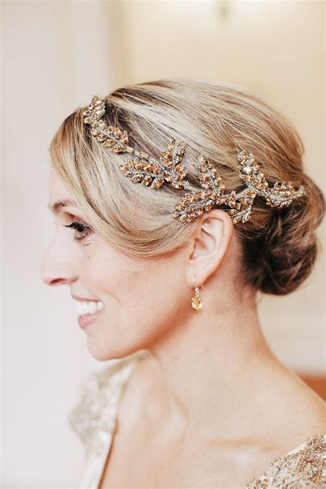 Wedding Hair Accessories Melbourne by Johanna Johnson Bridal Hair Accessory Photo By Louisa
