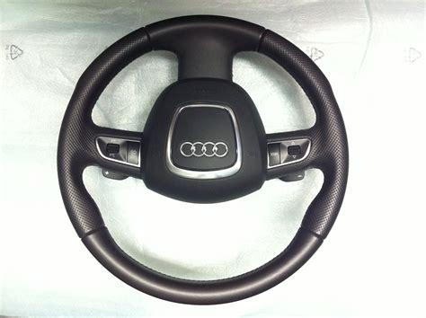 Audi Lenkrad by Audi A3 8p Leder Sportlenkrad Mit Airbag Multifunktion