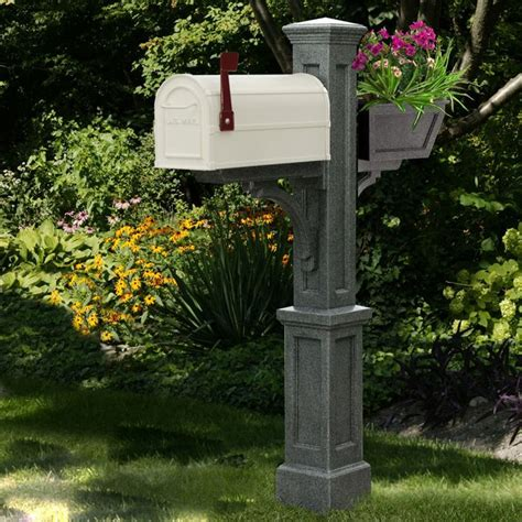 12 Best Images About Unique Mailboxes On Pinterest Mailbox With Planter