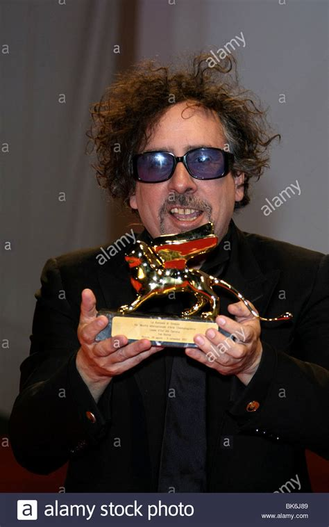 golden lion film festival tim burton tim burton golden lion life time award 64th