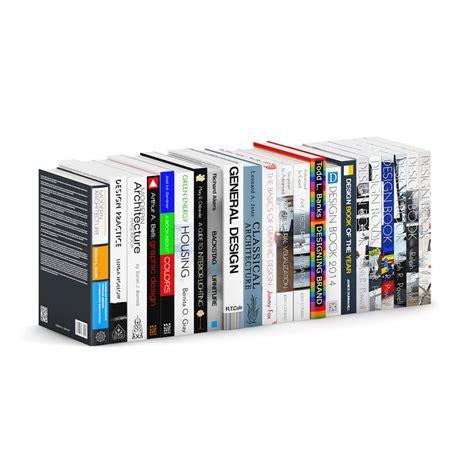 Architecture Design Books Softcover Architecture Design Books 3d Model
