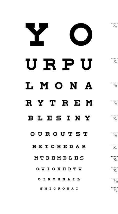 tabella oculistica lettere danieletonlorenzi 187 archive 187 ottotipo