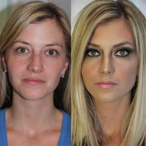 15 best images about before after makeup makeovers on before and after makeup transformation photos you won t