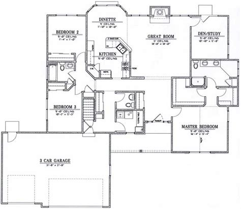 simple open house plans 17 best ideas about simple house plans on