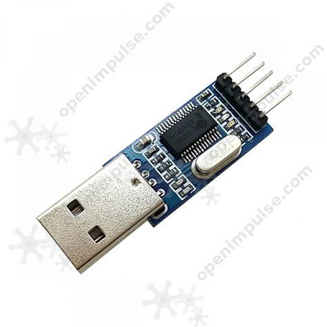 integrated circuit usb 2pcs pl2303 usb to uart converter open impulseopen impulse
