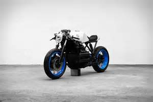 bmw k100 cafe racer by impuls bikebrewers
