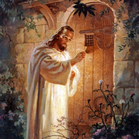 Free Picture Of Jesus Knocking At The Door by Jesus Knocking At The Door 30 Jesus Knocks At The Door