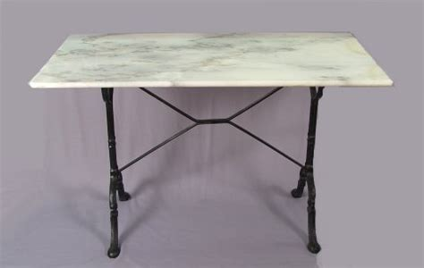 marble top baking table burchard galleries sunday october 17 2004 lot 302
