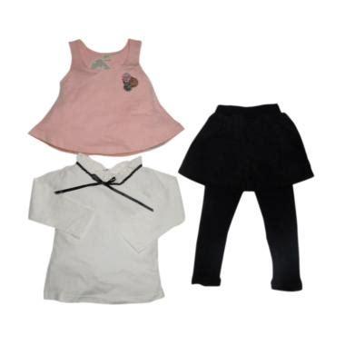 Stelan Tutu Pans jual pakaian baju anak perempuan branded harga bersaing