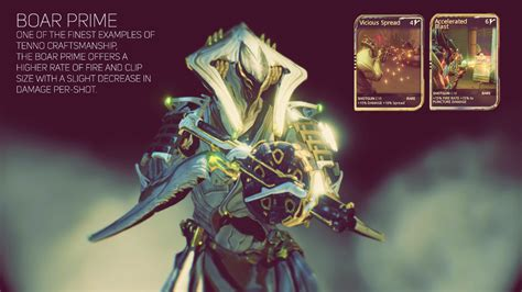 Prime Giveaway - warframe boar prime giveaway closed by thespaceknight on deviantart