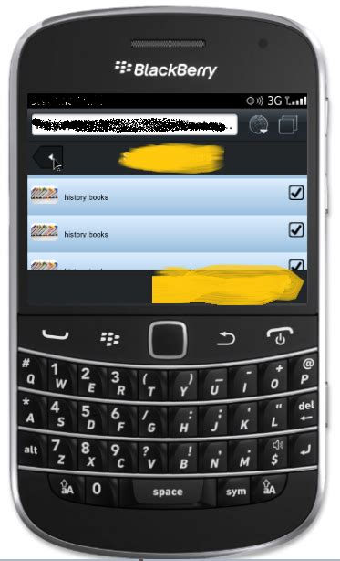 Touchpad Blackberry blackberry trackpad support in sencha touch 2