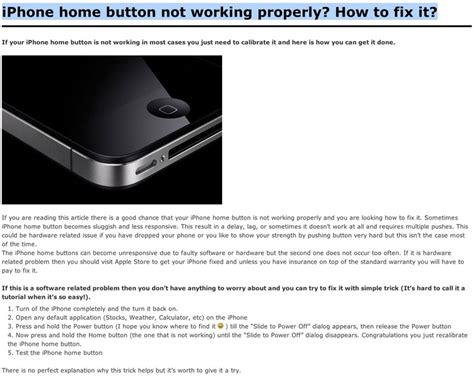 iphone p button not working paul kolp