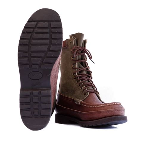 boat shop upland the covey rise upland boot by russell moccasin