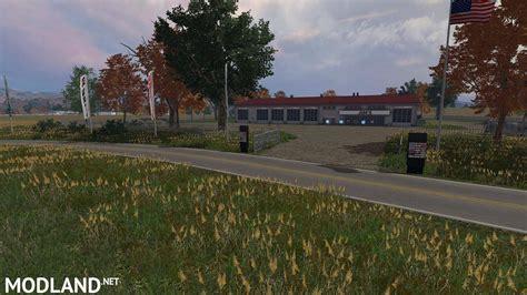 oregon springs map oregon springs map v 1 1 mod for farming simulator 2015