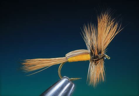 fly tying course 11 the humpy thefeatherbender