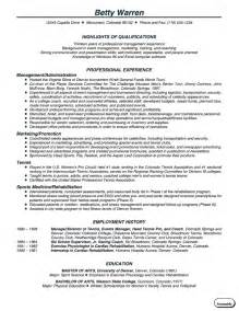 Sle Resume With Gaps In Employment by Functional Resume