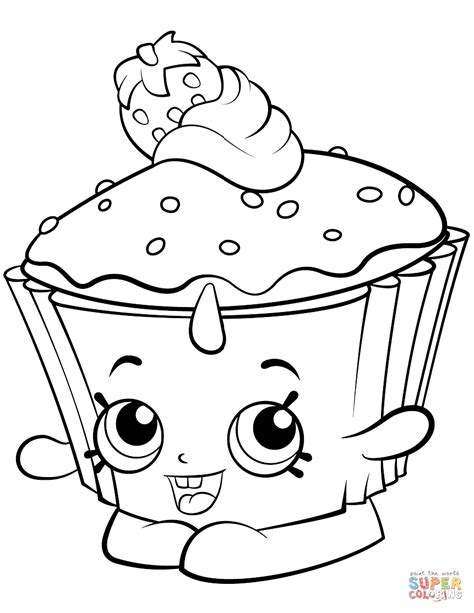shopkins donut coloring page donna donut shopkin coloring page shopkins coloring