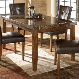 furniture signature designlacey rectangular dining