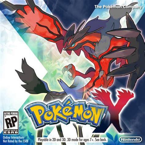 resetting game pokemon y pok 233 mon x y game giant bomb
