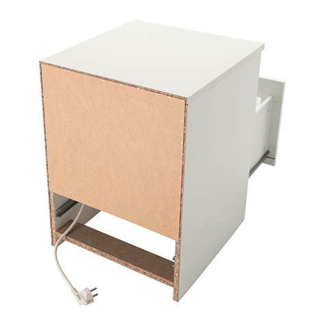 Ikea Bedside Table With Drawers Brimnes Bedside Table White 39x41 Cm Ikea