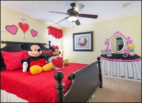 mickey mouse decorations for bedroom mickey and minnie mouse room decor rumble jetts fresh bedrooms decor ideas