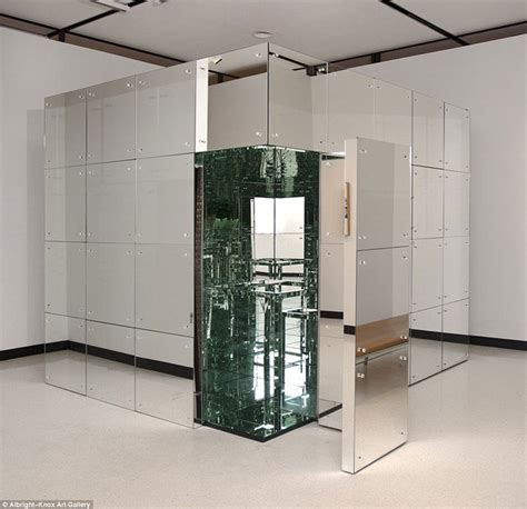 mirrored room mirrored installation in new york still baffles viewers 50 years after it was made daily