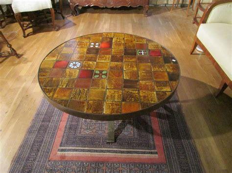 table de salon vintage table salon vintage vallauris tables basses