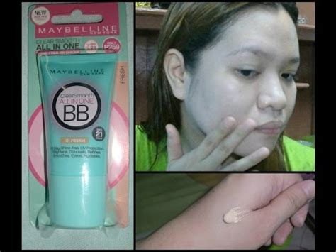 Promo Maybelline Clearsmooth All In One Original maybelline clear smooth all in one bb price in the philippines priceprice