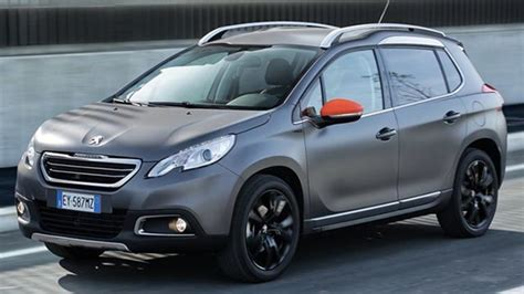 peugeot 2008 black peugeot 2008 black matt auto it