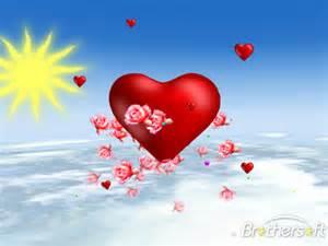 free valentines day 3d screensaver valentines