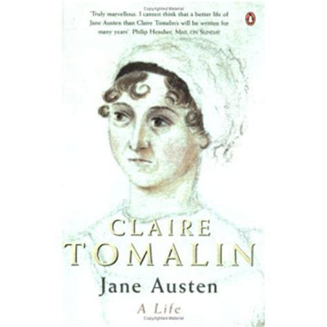 the biography of jane austen becoming jane fansite jane austen a life claire tomalin