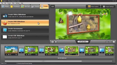 picture creator easy slideshow creator for photography