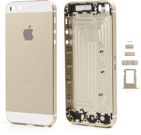 Housing 5s sozira back replacement cover for apple iphone 5s housing