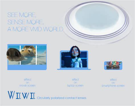 designboom email vivi circularly polarized contact lenses designboom com