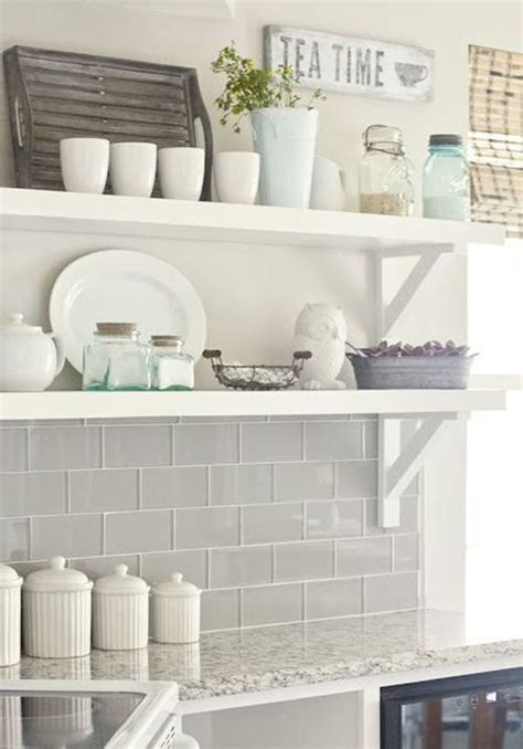 light gray subway tile backsplash kitchen subway tiles are back in style 50 inspiring designs