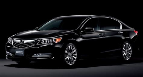 all new honda legend is japan s acura rlx