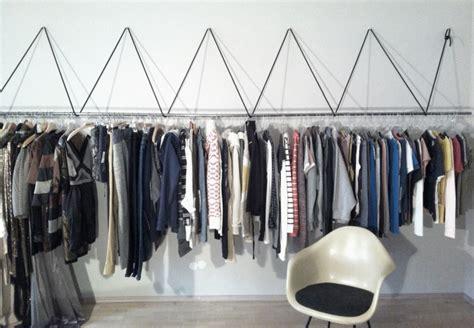 garderobenstange wand kleiderstangen wand 7 montageanleitung edelstahl