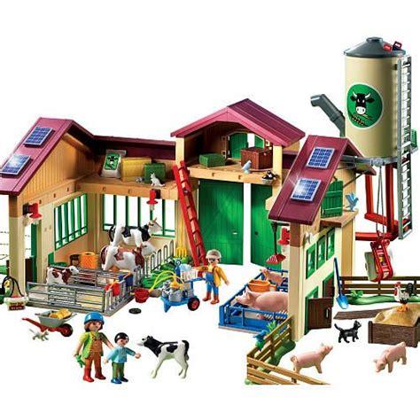 scheune playmobil playmobil barn with silo playmobil toys and plays
